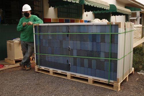 MUNICÍPIO DE SÃO JORGE DO PATROCÍNIO INVESTE EM ENERGIA SOLAR NA REDE MUNICIPAL DE ENSINO