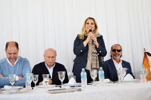 RECEPÇÃO DO GRUPO ILUSTRADO RECEBE PERSONALIDADES E LIDERANÇAS REGIONAIS