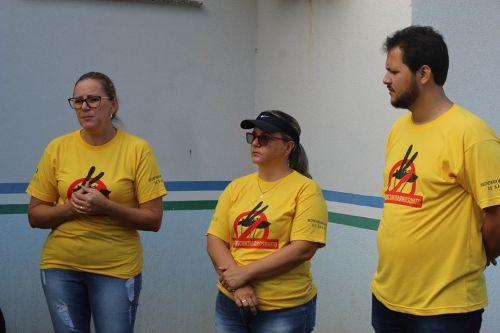 CAMPANHA VERÃO LIMPEZA COMBATE O MOSQUITO E O ESCORPIÃO