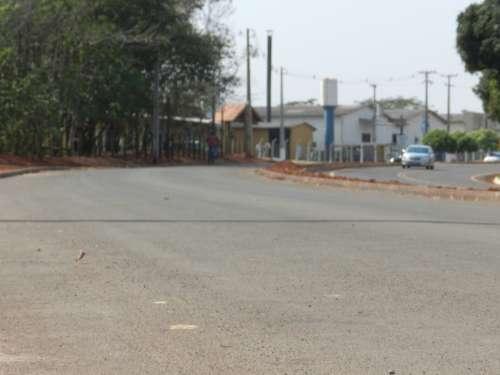 Ampliação da pista no Parque Industrial facilitará acesso