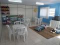 Delei entrega 3 novas salas de aula para o Espaço Criança.