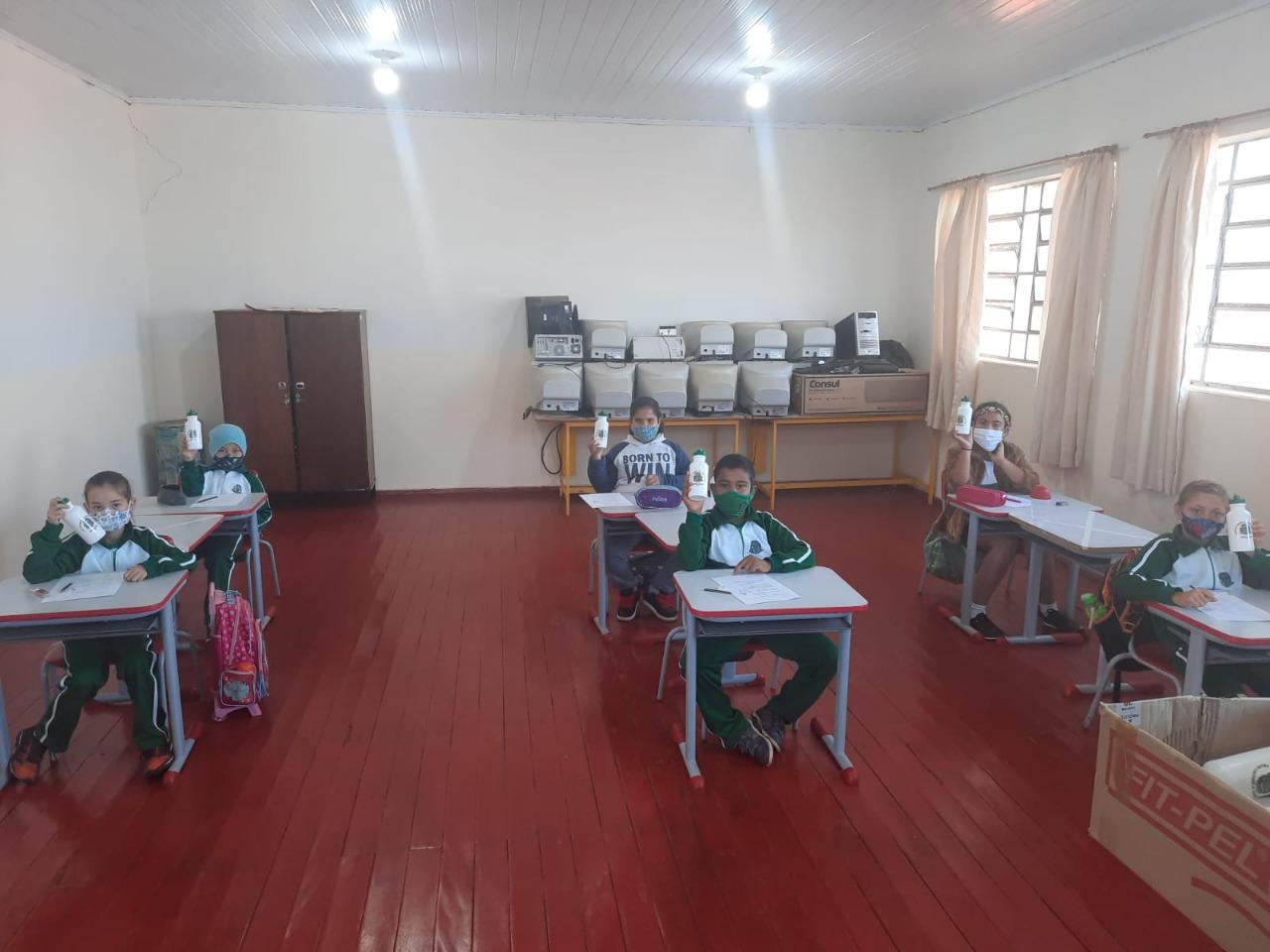 Retorno seguro às aulas