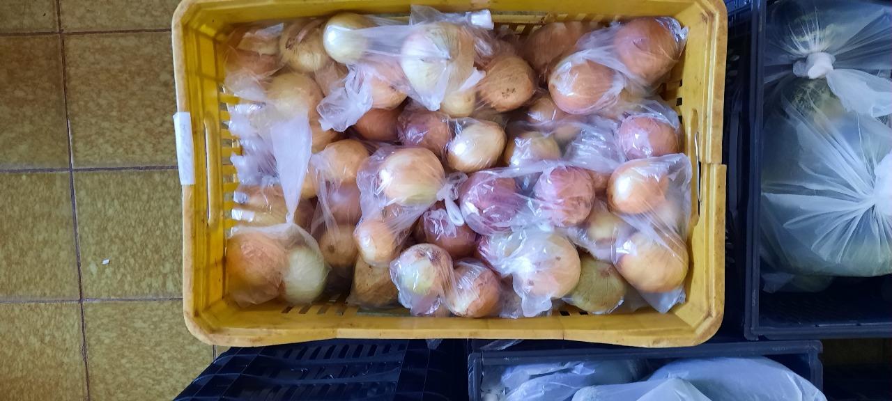 Kit Alimentação aos alunos da rede municipal de ensino