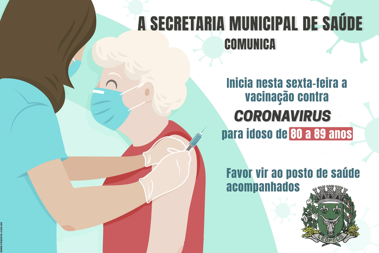 Campanha de Vacinação COVID19
