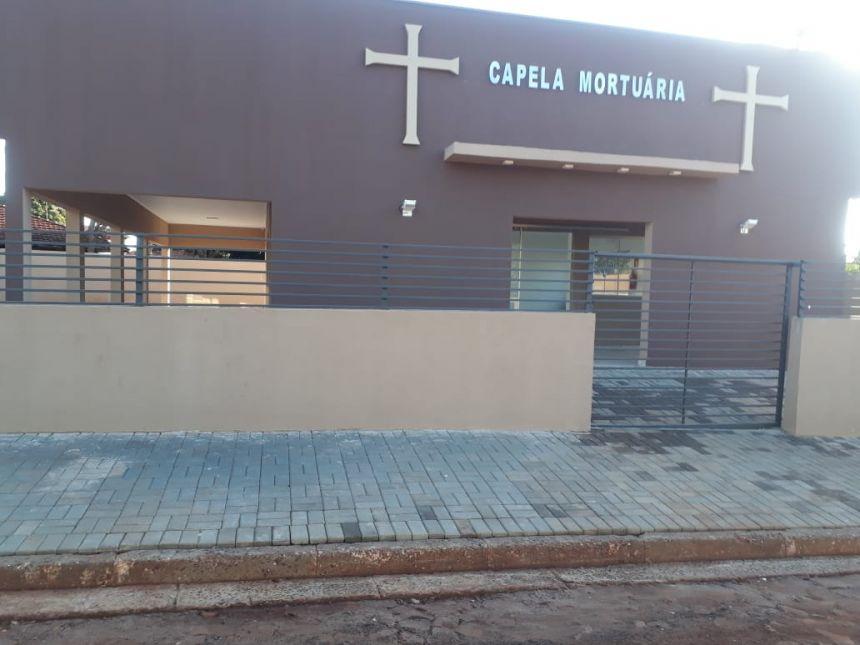 Capela Mortuária - Jandinópolis