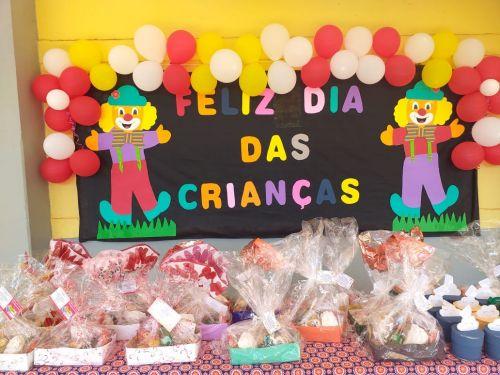 Dia das crianças (Festa na caixa)