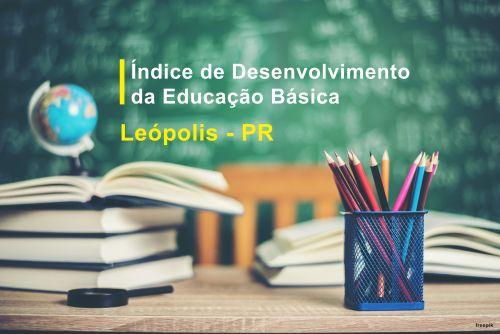 Índice de Desenvolvimento da Educação Básica