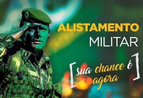 Alistamento Militar foi adiado até 30 de Setembro