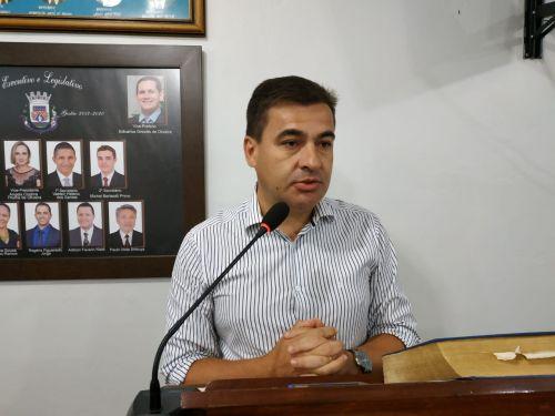 Prefeito de Jesuítas esclarece questionamentos a respeito de indicações de vereadores