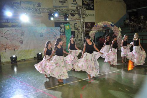 1º Encontro de Danças e Ginástica Rítmica de Jesuítas foi um sucesso
