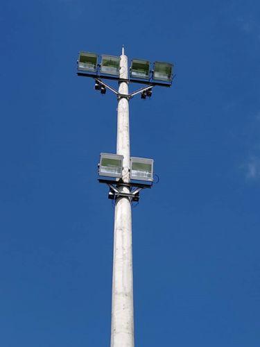Vem aí a 1ª Copa Nelson Fujiki, Lançamento da Escolinha do Furacão e Inauguração da Iluminação do Estádio Municipal