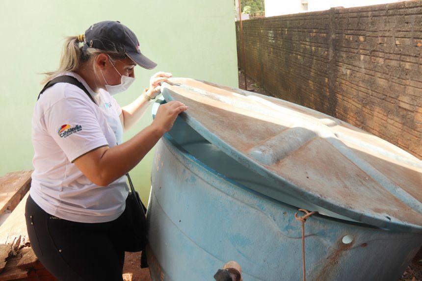 Cafelândia inicia 2021 com 27 casos confirmados de Dengue e índice elevado de infestação