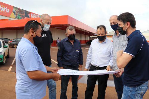 Cafelândia inicia obras de infraestrutura na Avenida Desembargador Munhoz de Mello na próxima segunda-feira (08)