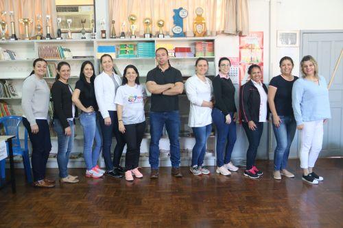 Programa Saúde na Escola realiza ações na Escola Theofânio Agapito Maltezo