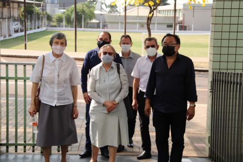 Município de Cafelândia inicia tratativa para aquisição de terreno do atual prédio do CMEI João XXIII