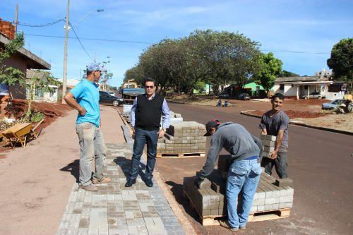 Obras de Infraestrutura serão entregues em Cafelândia