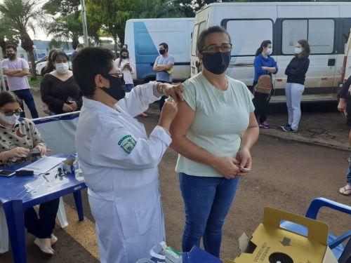 Vacinação da Influenza será realizado exclusivamente no Posto Central a partir desta quinta-feira (26) em Cafelândia