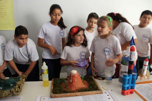 Escola Theofânio realiza 4ª Mostra de Astronomia