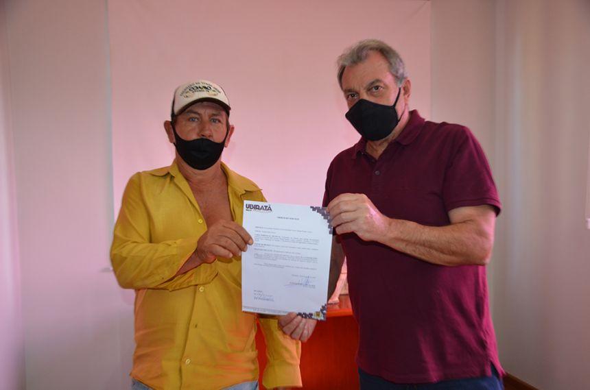 Assinada ordem de serviço para pavimentação poliédrica em mais um trecho da Estrada Mato Grosso