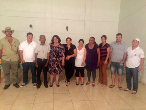 Associação de Moradores da Vila Rural Verdes Campos tem nova diretoria