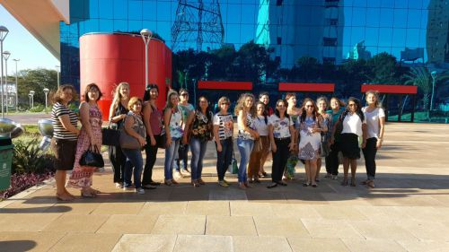 Educadores ubiratanenses participaram de seminário de abertura aos grupos de estudos da AMOP