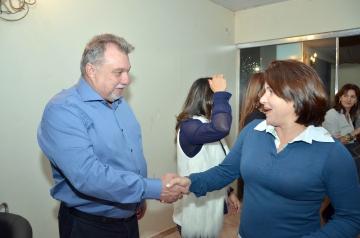 Servidores municipais participam de confraterniza��o em comemora��o ao Dia do Trabalho