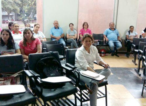 Educação Continuada com os Agentes Comunitários de Saúde