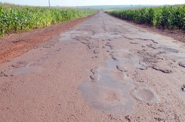 O asfalto de melhor qualidade será uma realidade para todos os usuários dessa rodovia