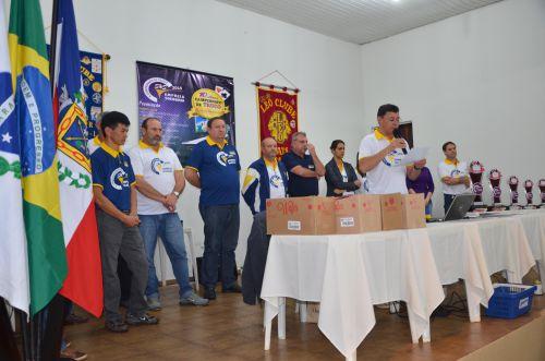 """Maior campeonato de truco """"trios"""" do Brasil teve início em Ubiratã"""