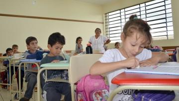 A dedica��o de cada profissional da educa��o em Ubirat� � que possibilitou se chegar a essa avalia��o positiva no Ideb 2013