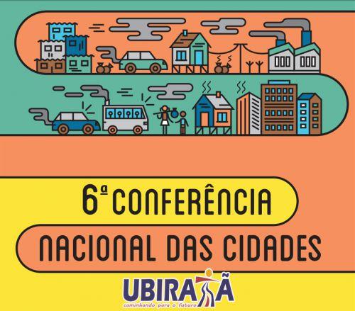 Ubiratã realizará no próximo sábado, a 6ª Conferência Municipal das Cidades
