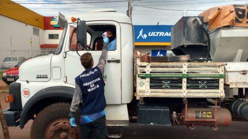 Barreira sanitária auxilia no monitoramento e combate ao Covid-19 em Ubiratã