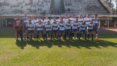 Ubiratã recebe Corumbataí do Sul neste domingo pela 3ª rodada da Liga de Goioerê