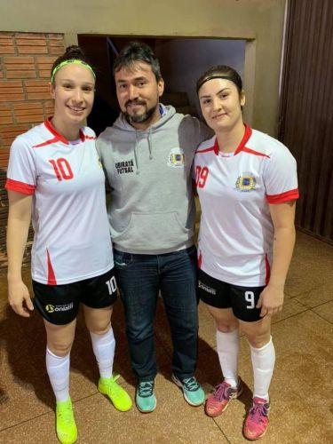 Atleta ubiratanense é convocada para seleção brasileira de futebol de salão
