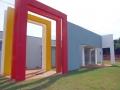 O PSF do São Joaquim está concluído e deve ser entregue em breve à comunidade ubiratanense