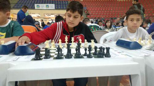 Alunos da Escola São João de Ubiratã são destaques em competição estadual de Xadrez realizada em São José dos Pinhais