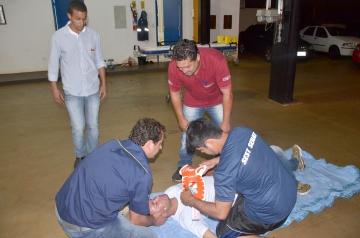 O curso foi oferecido pelo SENAT em parceria com a Administra��o Caminhando para o Futuro