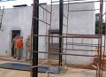 As obras no posto do Bombeiro Comunitário foram vistoriadas pelos membros do 5º Grupamento de Bombeiros