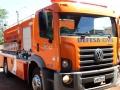 O caminhão já está disponível e virá à Ubiratã logo após a conclusão do prédio