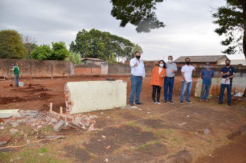 Bairro Esperança recebe investimentos em infraestrutura pública