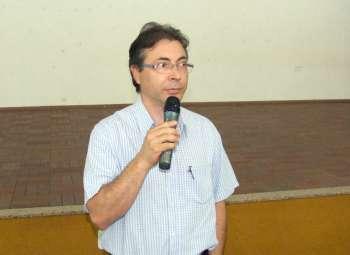 O vice-prefeito Orlando Vieira falou sobre o aumento em 22% no salário dos professores