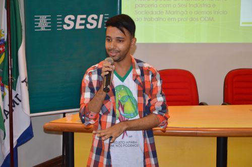 Seminário de mobilização ODM rumo aos ODS foi realizado na COMCAM