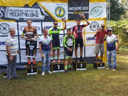Realizado em Ubiratã mais um grande evento do ciclismo regional