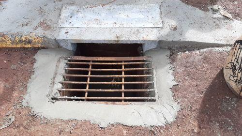 Serviços Urbanos realiza manutenção, reparos e limpeza de bocas-de-lobo