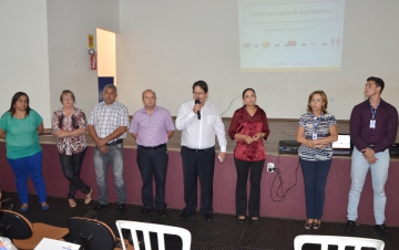 O curso foi disponibilizado através de uma parceria entre a administração municipal e o Senac
