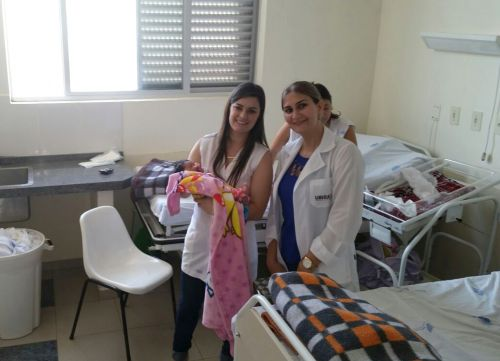 Profissionais da saúde pública de Ubiratã participaram de treinamento sobre aleitamento materno