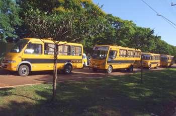 Em 2009 o município havia adquirido quatro microônibus para o transporte de alunos no município