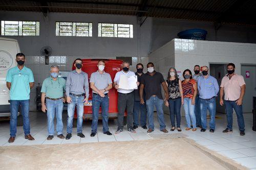 Central de Abastecimento de Produtos da Agricultura Familiar de Ubiratã foi inaugurada