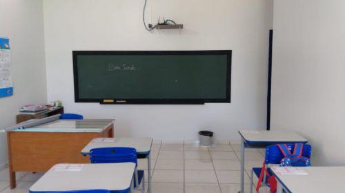 Escola Municipal João Bertoli recebeu melhorias e adaptações