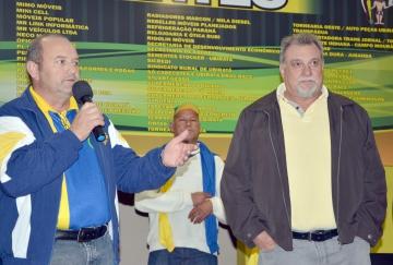 Vice-prefeito Sebastião Osmar Beraldo é um dos organizadores do evento